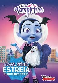 Vampirina - Poster / Capa / Cartaz - Oficial 1