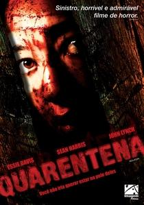 Quarentena - Poster / Capa / Cartaz - Oficial 7
