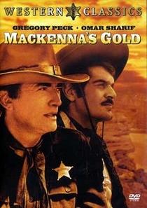 O Ouro de Mackenna - Poster / Capa / Cartaz - Oficial 7