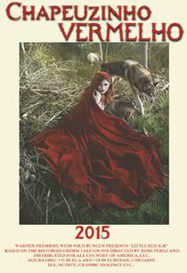 Chapeuzinho Vermelho no Castelo das Trevas - Poster / Capa / Cartaz - Oficial 3