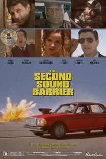 The Second Sound Barrier - Poster / Capa / Cartaz - Oficial 1
