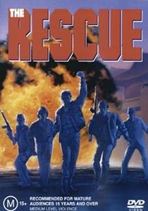 O Resgate - Poster / Capa / Cartaz - Oficial 2