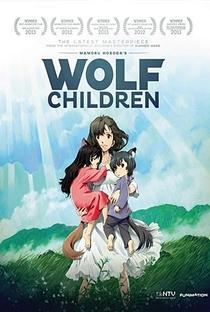 Crianças Lobo - Poster / Capa / Cartaz - Oficial 2