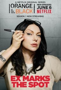 Orange Is The New Black (2ª Temporada)  - Poster / Capa / Cartaz - Oficial 2