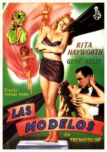 Modelos - Poster / Capa / Cartaz - Oficial 4