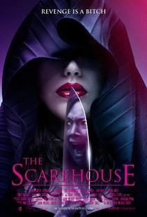 The Scarehouse - Poster / Capa / Cartaz - Oficial 1