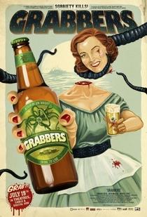 Grabbers - Poster / Capa / Cartaz - Oficial 1