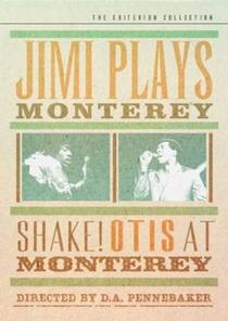 Shake!: Otis At Monterey - Poster / Capa / Cartaz - Oficial 1