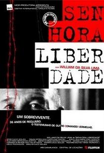 Senhora Liberdade - Poster / Capa / Cartaz - Oficial 1