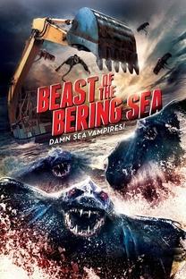O Monstro do Mar Bering - Poster / Capa / Cartaz - Oficial 1
