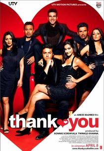 Thank You - Poster / Capa / Cartaz - Oficial 1