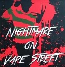 Freddy Krueger: Nightmare On Vape Street - Poster / Capa / Cartaz - Oficial 2