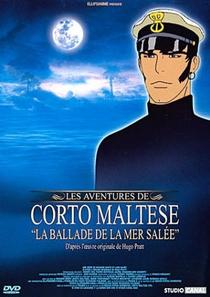 A balada do mar salgado - Poster / Capa / Cartaz - Oficial 1