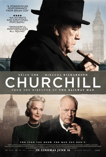 Churchill - Poster / Capa / Cartaz - Oficial 3