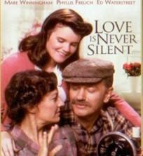 No Silêncio do Amor - Poster / Capa / Cartaz - Oficial 1