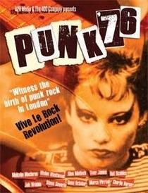Punk'76 - Poster / Capa / Cartaz - Oficial 1