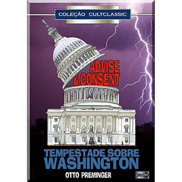 Cinema com Crítica: Tempestade sobre Washington