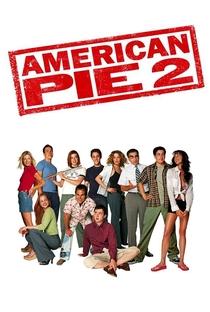 American Pie 2: A Segunda Vez é Ainda Melhor - Poster / Capa / Cartaz - Oficial 8