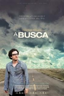 A Busca - Poster / Capa / Cartaz - Oficial 1