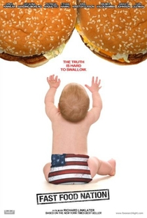 Nação Fast Food - Uma Rede de Corrupção - Poster / Capa / Cartaz - Oficial 2