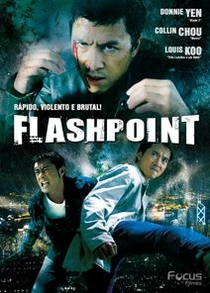 Flashpoint - Poster / Capa / Cartaz - Oficial 2