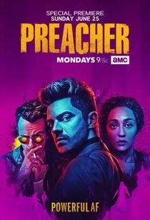 Preacher (2ª Temporada) - Poster / Capa / Cartaz - Oficial 1