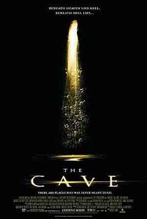 A Caverna - Poster / Capa / Cartaz - Oficial 4