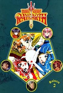 Guerreiras Mágicas de Rayearth (2ª Temporada) - Poster / Capa / Cartaz - Oficial 11