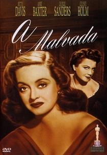 A Malvada - Poster / Capa / Cartaz - Oficial 2