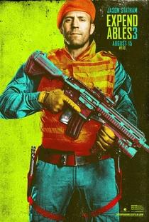 Os Mercenários 3 - Poster / Capa / Cartaz - Oficial 29