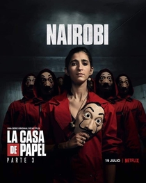 La Casa de Papel (Parte 3) - Poster / Capa / Cartaz - Oficial 12