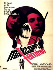 Masculino Feminino - Poster / Capa / Cartaz - Oficial 2