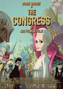 O Congresso Futurista - Poster / Capa / Cartaz - Oficial 3