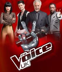 The Voice UK (2º temporada) - Poster / Capa / Cartaz - Oficial 1