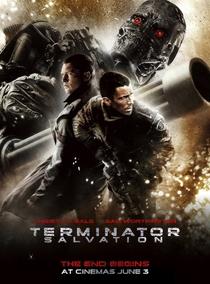 O Exterminador do Futuro: A Salvação - Poster / Capa / Cartaz - Oficial 2