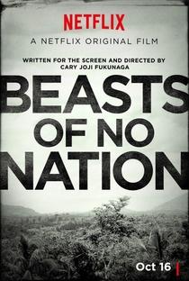 Beasts of No Nation - Poster / Capa / Cartaz - Oficial 2