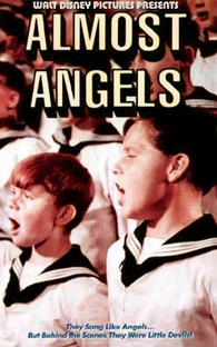 Almost Angels - Poster / Capa / Cartaz - Oficial 1