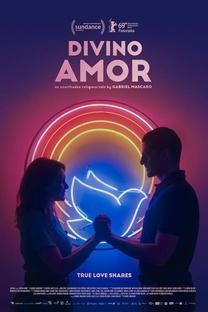Divino Amor - Poster / Capa / Cartaz - Oficial 1