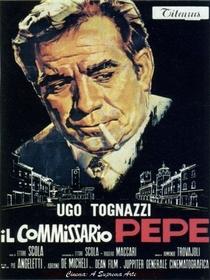 O Comissário Pepe - Poster / Capa / Cartaz - Oficial 1