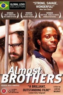 Quase Dois Irmãos - Poster / Capa / Cartaz - Oficial 2