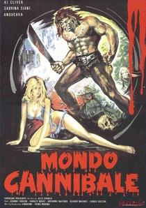 Mondo Cannibale - Poster / Capa / Cartaz - Oficial 1