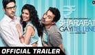 Sharafat Gayi Tel Lene Official Trailer | Zayed Khan, Ranvijay Singh & Tina Desai | HD