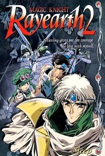 Guerreiras Mágicas de Rayearth (2ª Temporada) - Poster / Capa / Cartaz - Oficial 2