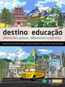 Destino: Educação - Poster / Capa / Cartaz - Oficial 1