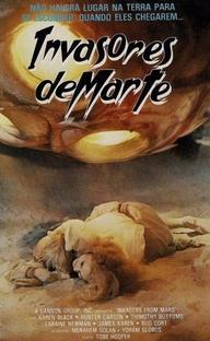 Invasores de Marte - Poster / Capa / Cartaz - Oficial 3