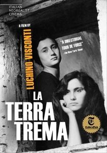 A Terra Treme - Poster / Capa / Cartaz - Oficial 2