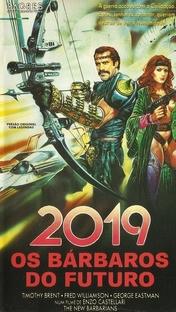 Guerreiros do Futuro - Poster / Capa / Cartaz - Oficial 2