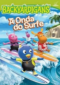 Backyardigans - A Onda do Surf - Poster / Capa / Cartaz - Oficial 1