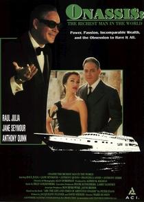 Onassis - O Homem Mais Rico do Mundo - Poster / Capa / Cartaz - Oficial 1