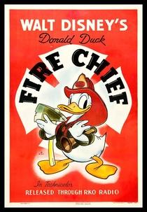 Fire Chief - Poster / Capa / Cartaz - Oficial 1